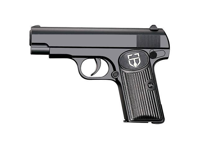 купить бу Пистолет метал-пластик J17  с пульками, в коробке 19,7*15*4,3 см в Чернигове