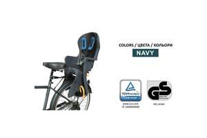 Дитяче велокрісло Tilly T-841 сірий
