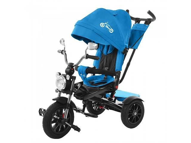 продам Велосипед трехколесный TILLY TORNADO T-383 Синий бу в Одессе