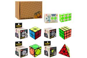 Набор головоломок и кубиков Рубика 2X3PS, 5 головоломок в наборе