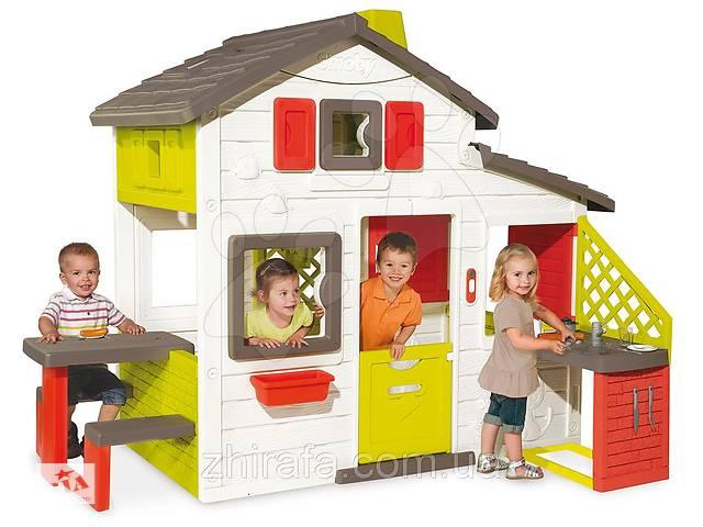бу Игровой детский домик с кухней  Friends Smoby 810201 в Одесі