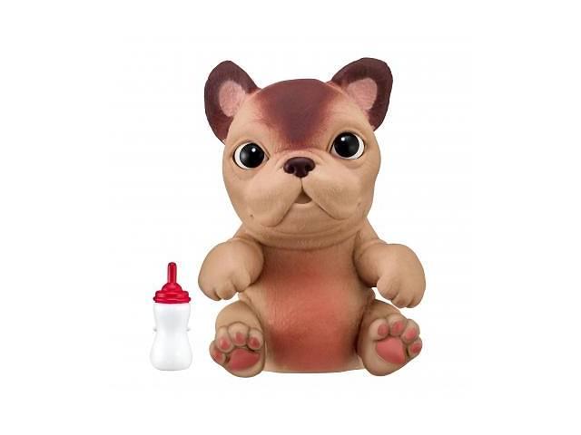 продам Интерактивная игрушка Moose Soft Hearts Новорожденный щенок Pierre (28917M) бу в Києві