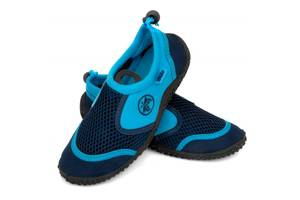 Аквашузы детские Aqua Speed 14C 34 Темно-синие (aqs155)