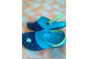 б/у Детские сандалии Crocs