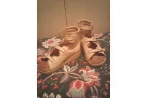 б/у Детская ортопедическая обувь