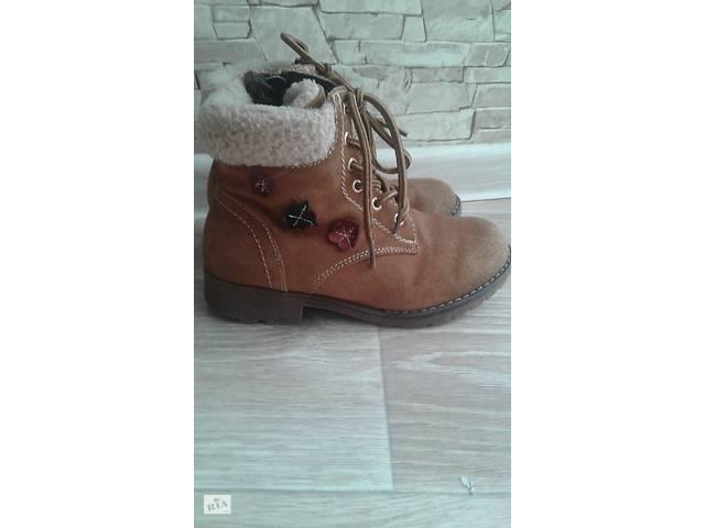 f74893753f1fcd Черевики, черевики зимові t.taccardi на дівчинку 31р- объявление о продаже  в Миколаєві