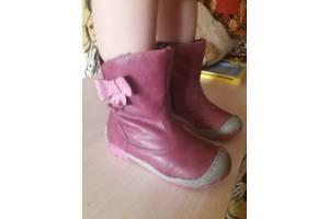б/в Дитячі осінні черевики Шалунішка