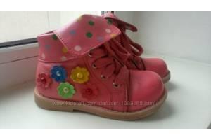 б/у Детские ботинки Шалунишка