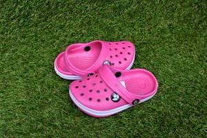 Новые Детские кроксы Nike