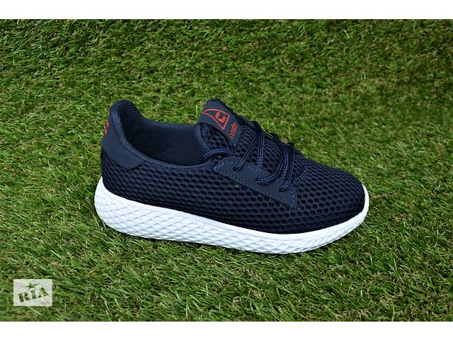 продам Детские кроссовки Nike найк синие сетка р31-35 бу в Южноукраинске