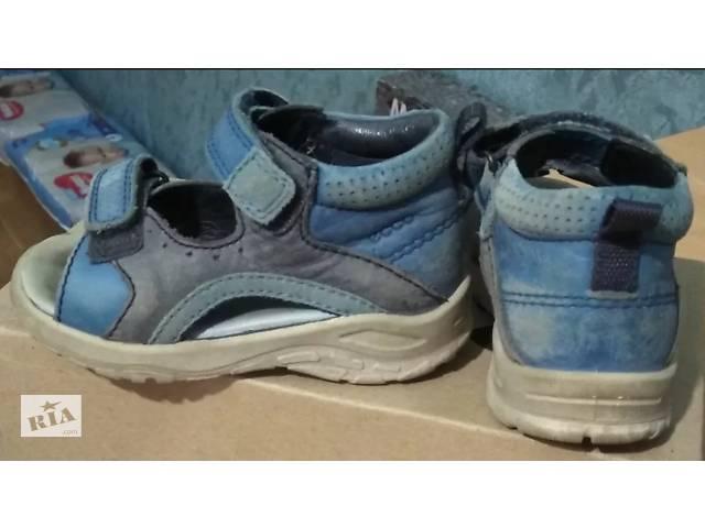 купить бу Детские сандалики Ecco в Киеве