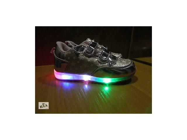 Кросівки зі світною підошвою 25-28р - Дитяче взуття в Черкасах на ... 03260a64934a8
