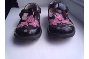 б/у Детские туфли для девочек