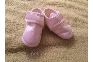 Обувь для новорождённого. Пинетки для крестин Art. peti-837454025