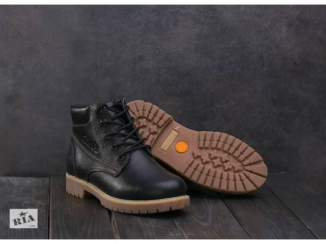 09777cd6f Подростковые кожаные зимние ботинки Clarks. - Детская обувь в ...