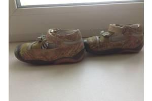 б/у Детские ортопедические туфли Bartek