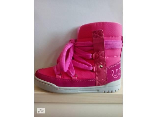 Высокие детские кроссовки - луноходы UOVO, 31 размер- объявление о продаже  в Ирпене