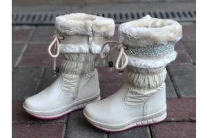 Дитячі зимові чоботи  купити нові і бу Дитячі зимові чоботи недорого ... 872e58e94ef36