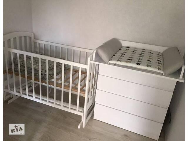 АКЦИЯ! Кровать + комод + постель+ матрас