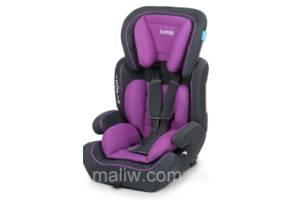 Автокресло Bambi M 4250 9-36 кг Isofix Purple