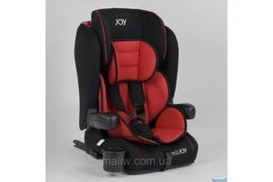 Автокресло детское Joy 96710 система ISOFIX черно-красное