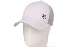 Бейсболка BSH18067 белый SKL11-242674