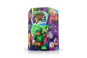 Безопасный образовательный набор для проведения опытов Danko Toys Crazy Slime (SLM-01)