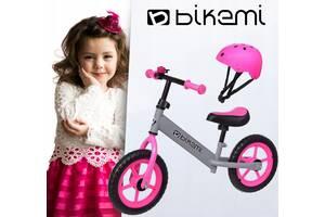 Біговел беговел   JUMI BikeMi рожевий