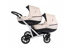 Детская для коляска для погодок \ двойни Kunert Booster Slim 02