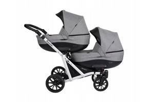 Детская для коляска для погодок \ двойни Kunert Booster Slim 03
