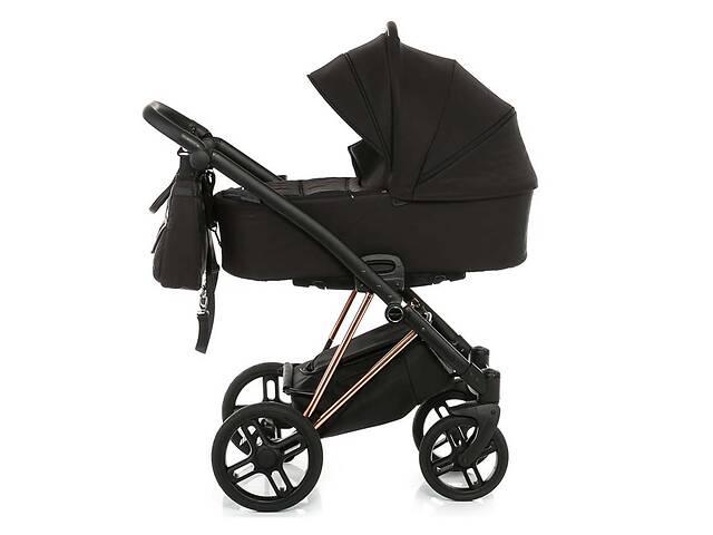 Детская коляска 2 в 1 Tako Lumene (Jumper V) 05 черная