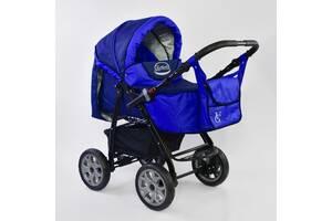 Детская коляска Viki Karina 86- C 05 Синий электрик