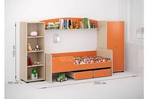 Детская комната ДКР 411
