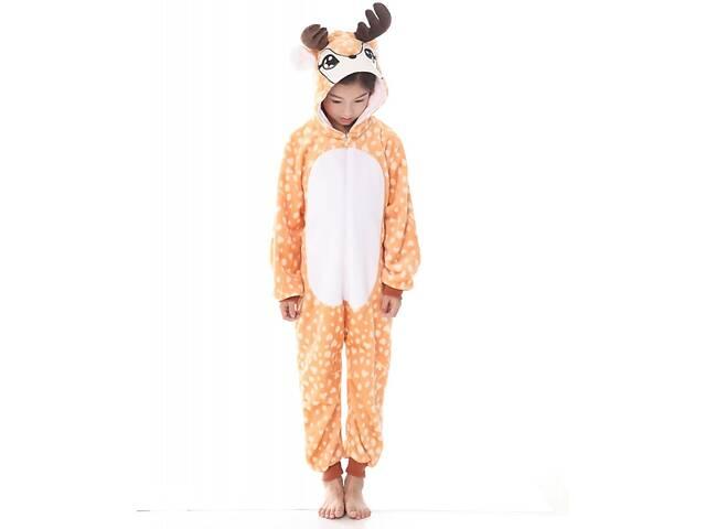 продам Детская пижама кигуруми Олененок 130 см бу в Одессе