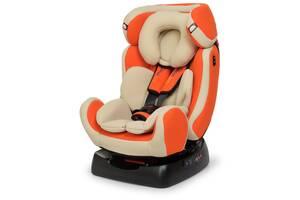Детское автокресло Bambi группа 0+1-20  (0-6лет) BAB008-7, оранжевый  ***