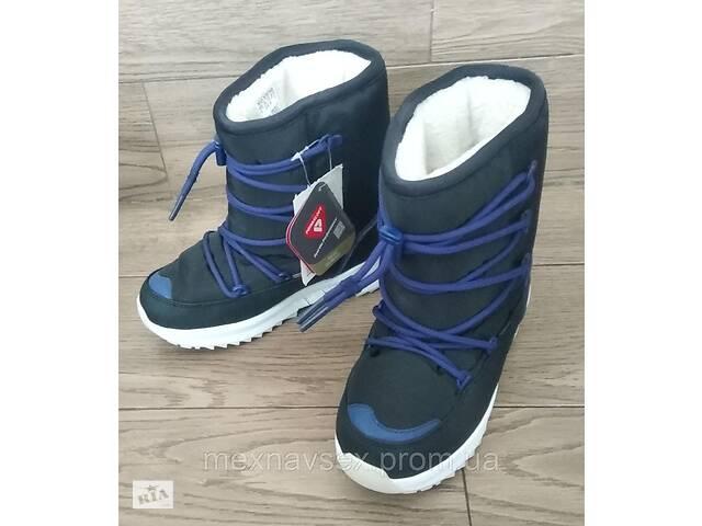 Детские сапоги дутые Adidas SENIA BOOT. Дутики B25518. Оригинал- объявление о продаже  в Львове