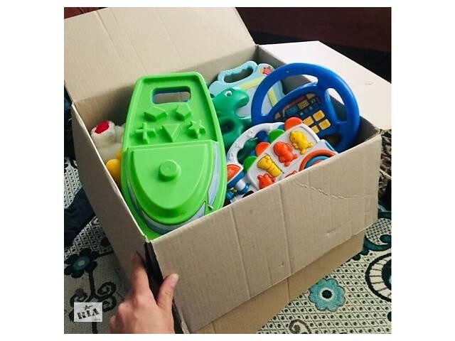 Детские игрушки до 1-2 лет - объявление о продаже  в Киеве