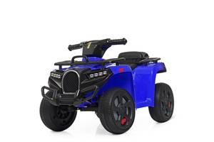 Детский электромобиль квадроцикл Bambi ZP5258E-4 синий