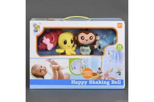 Детский мобиль на кроватку для новорожденных HENG RUN TOYS (D101) музыкальный, карусель