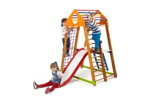 Дитячий спортивний комплекс SportBaby BambinoWood Plus 2