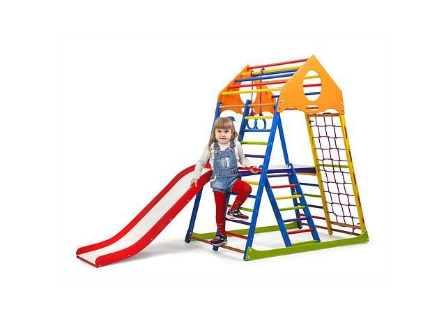 бу Детский спортивный комплекс SportBaby KindWood Color Plus 2 в Одесі