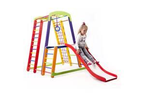 Дитячий спортивний куточок - SportBaby «Крихітка - 1 Plus 1-1»