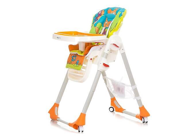 Детский стульчик для кормления Mioobaby Rio - Orange- объявление о продаже  в Одессе