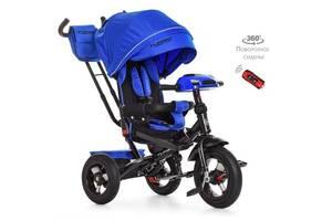Детский трехколесный велосипед TURBO TRIKE М 4060-10