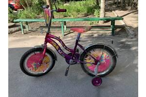 Детский велосипед  MUSTANG  Феи Winx