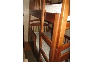 Двухьярусная ліжко Карина Люкс з ящиками.