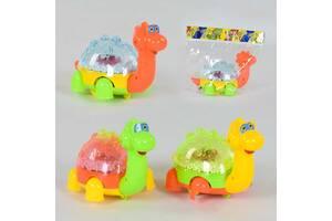 Динозаврик 868 E (240/2) 3 цвета, в кульке