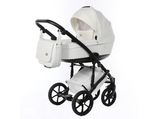 Дитяча коляска 2 в 1 Tako Corona Angabowana 04 молочна