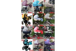 Дитяча коляска 2в1 , доставка по місту Безкоштовно