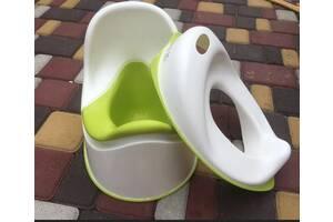 Горшок детский, сидение для унитаза Икеа IKEA